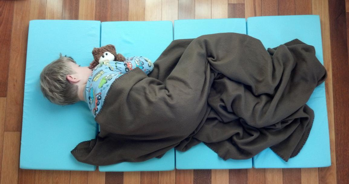 Big Kid Sleep Mat Mamadoo Kids